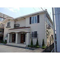 愛知県北名古屋市宇福寺天神の賃貸アパートの外観