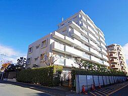 ロイヤルキャステージ恋ヶ窪[7階]の外観