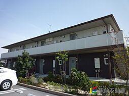 ワイズフォレストC棟[2階]の外観