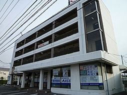 岡山県岡山市中区円山の賃貸マンションの外観