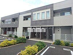 グリーン・ローズ 弐番館[1階]の外観