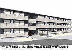 (仮称)D-room中吉野[306号室]の外観
