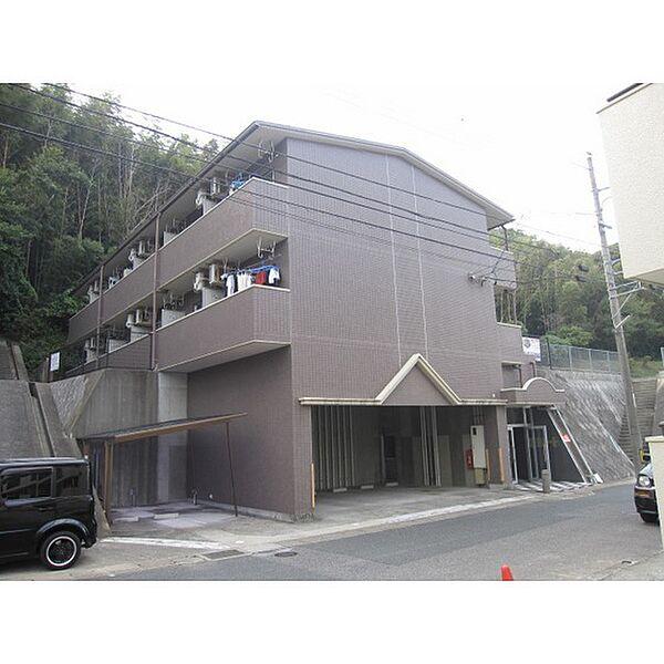 ガーデンハウス 2階の賃貸【山口県 / 下関市】