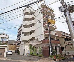 京都府京都市山科区東野片下り町の賃貸マンションの外観