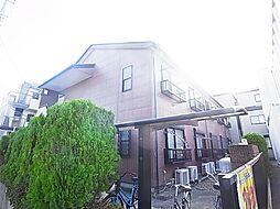 エクセレンス加平[2階]の外観