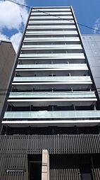コンフォリア北浜[7階]の外観