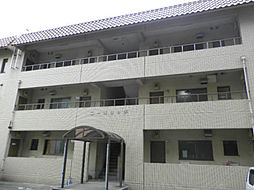 コーポリッチ[2階]の外観