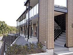 レオパレスMelodey[2階]の外観