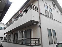エステート三ツ沢[203号室]の外観