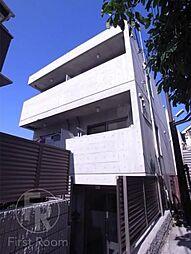 東京都品川区小山7丁目の賃貸マンションの外観