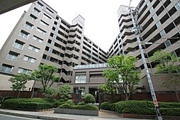 大阪府豊中市玉井町4丁目の賃貸マンションの外観