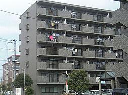 ベルシャイン竹原B[2階]の外観
