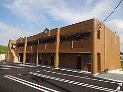 メゾンドルピナス2号館[1階]の外観