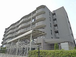 群馬県高崎市倉賀野町の賃貸マンションの外観