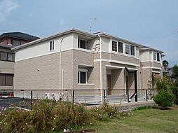 シャイニールミナス[2階]の外観