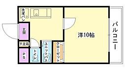 ゆめはうす2番館[2階]の間取り