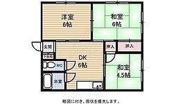安芸長束駅 4.2万円