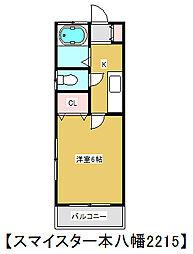 北初富駅 3.5万円