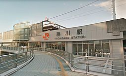 JR中央本線 勝川駅