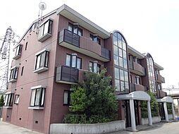 兵庫県三田市対中町の賃貸マンションの外観