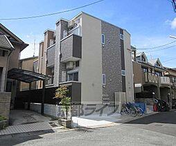 京都地下鉄東西線 椥辻駅 徒歩9分の賃貸アパート