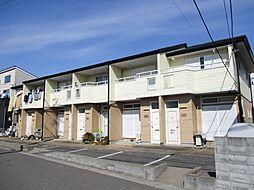 千葉県柏市逆井4丁目の賃貸アパートの外観