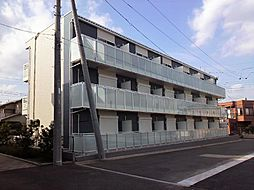 埼玉県朝霞市岡1丁目の賃貸マンションの外観