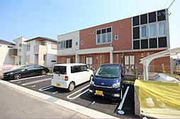 愛知県名古屋市中川区戸田明正1丁目の賃貸マンションの外観