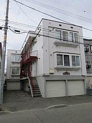 クリーンハウス[2階]の外観