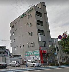 栃木県宇都宮市中央3丁目の賃貸マンションの外観