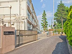 練馬区立開進第二小学校 距離240m