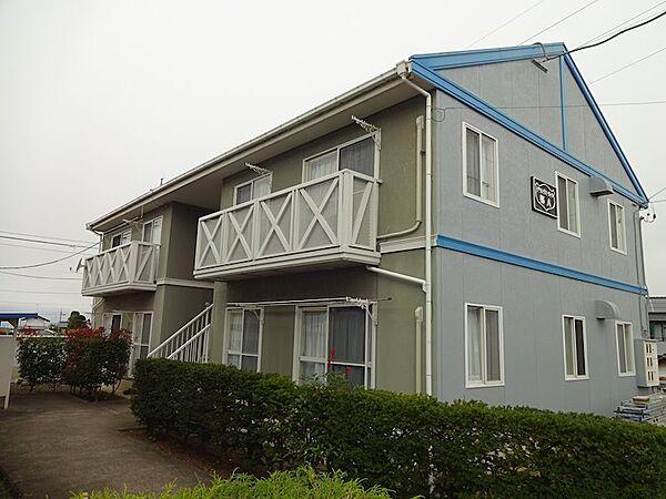 グランデスヴィラ郷A[2階]の外観