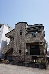 福岡県福岡市博多区那珂1の賃貸アパートの外観