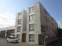 北海道札幌市東区北四十二条東15丁目の賃貸マンションの外観
