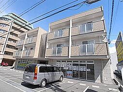 兵庫県姫路市安田2丁目の賃貸アパートの外観