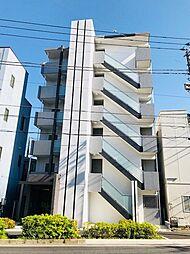 ウィステリア横浜[101号室]の外観