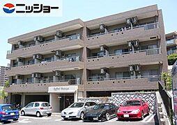 ラフィネ四ッ谷[5階]の外観