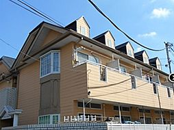 タウンコート西川口[2階]の外観