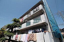 岡山県岡山市中区平井3丁目の賃貸マンションの外観