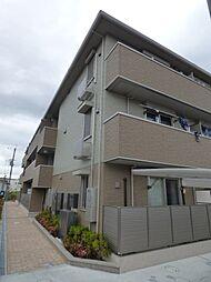 京都府京都市伏見区石田森南町の賃貸アパートの外観