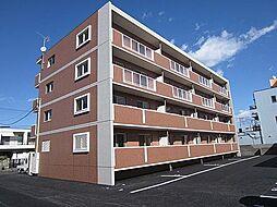 静岡県沼津市本錦町の賃貸マンションの外観