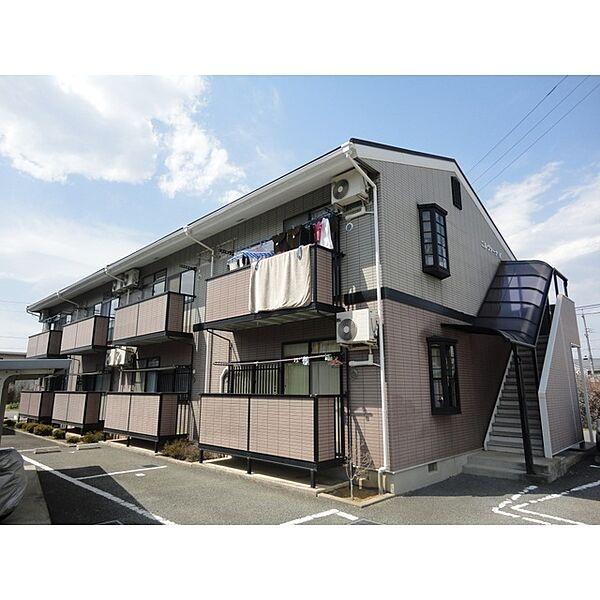 長野県長野市篠ノ井西寺尾神明の賃貸アパート