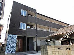 アリーバ上市[1階]の外観