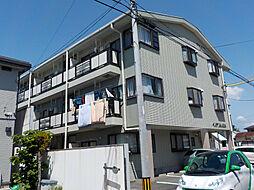 静岡県浜松市中区領家3丁目の賃貸アパートの外観
