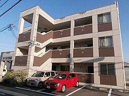 ソレアードII[2階]の外観