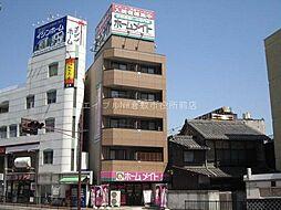 岡山県倉敷市阿知2丁目の賃貸マンションの外観