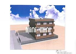 新築 スカイ・ピアII[3階]の外観
