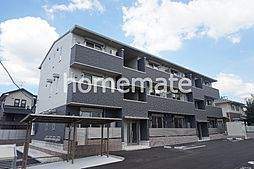 JR豊肥本線 竜田口駅 4.4kmの賃貸アパート