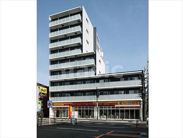 Eau de Vie 江古田 7階の賃貸【東京都 / 中野区】
