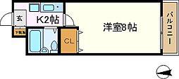 NTB-1[5階]の間取り
